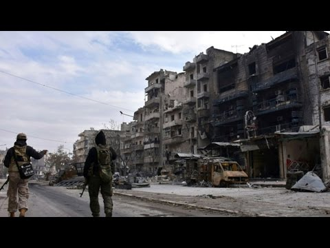 Russia and Turkey reportedly agree on Syria truce plan