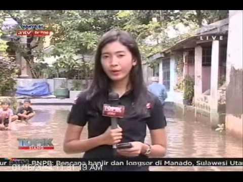 TOPIK ANTV Banjir Landa Kelurahan Petogogan, Jakarta Selatan Mp3