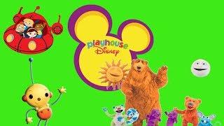 Playhouse Disney: Series De La Infancia