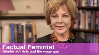 Gender activists dismayed by this new reason for the wage gap   FACTUAL FEMINIST