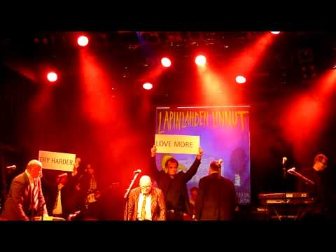 Lapinlahden Linnut: Se Tekee Gutaa-Sedät Jaksaa Heilua (Tavastia Live 9.12.2009)