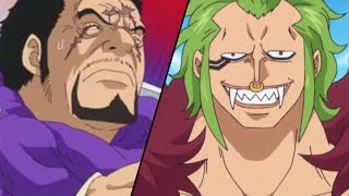 One Piece 799 Manga Chapter ワンピース Review -- The Next Strawhats Luffy Vs Fujitora