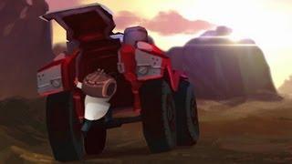 Survival Race - Life or Power Plants - Official Trailer