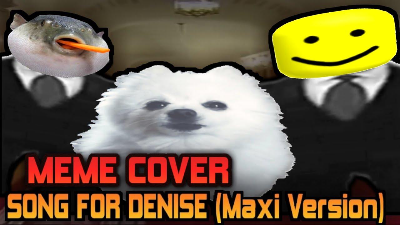 Wide Putin Walking - Meme Cover (Song For Denise)