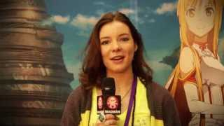 Cherami Leigh Interview - The Voice of Asuna and Lucy!