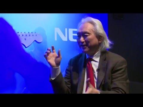 Interview with Dr  Michio Kaku