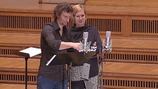 Jonas Kaufmann & Julia Kleiter⭐Im Tonstudio/aus Korngolds