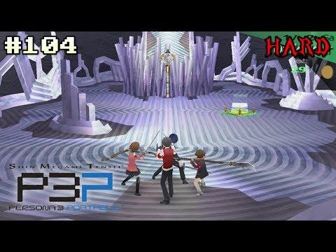 Szczyt Tartarusa | Persona 3 Portable [HARD] #104