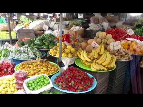CASPIAN SEA COLORS and local market (Iran-ep-13)