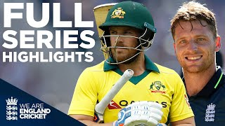 England Hit ODI Record & Win The Series 5-0! | England v Australia HIGHLIGHTS - ODI Series 2018
