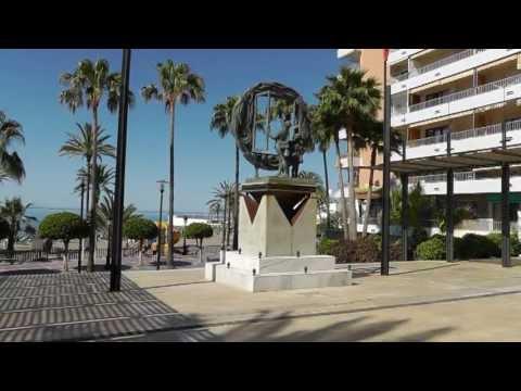 Marbella-schöne Stadt in Andalusien. (E),