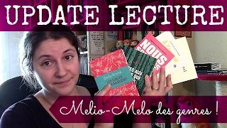 Update Lecture (07) - Meli-Melo des genres en février !