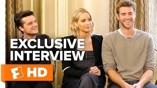 The Hunger Games: Mockingjay - Part 2 Exclusive Interview - Fact or Fiction (2015) HD