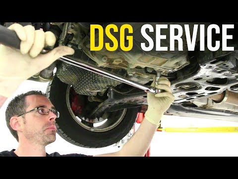 Don't Overpay For A DSG Service And How To Do It Yourself On Your VW | Audi