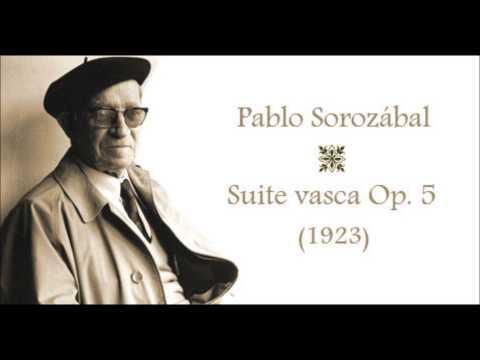 "Pablo Sorozábal: I. «Kathalin» de la ""Suite vasca"" Op. 5 (Leipzig, 1923)"