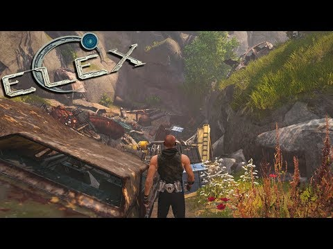 ►How to Start Mining & Find The Pit (Jackhammer, U4 Companion Drone) | Elex