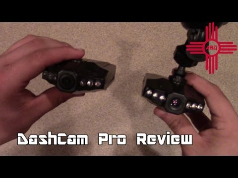 DashCam Pro Review - As Seen On TV DashCam - Sample Footage