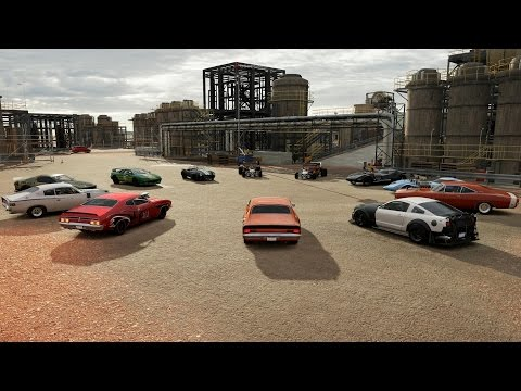 Forza Horizon 3   Hot Wheels/Old School Drag Racing Meet - Mustang GT, '32 Ford, Twin Mill & More