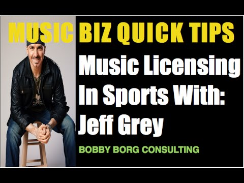 Music Licensing In Sports With Jeff Grey