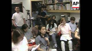 HONG KONG: HUMAN RIGHTS WATCH ISSUE REPORT ABOUT PRISON SYSTEM