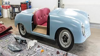Porsche 356 Roadster No1 brought 'back to life'  - Car Reviews Channel