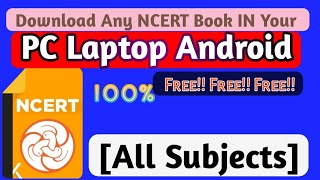 How to download any ncert book in android/pc free in a minute with #TECHNOBROTHERS.(HINDI) screenshot 2