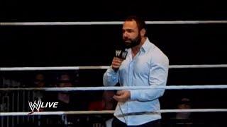 WWE News & Rumors - Santino Marella Full Retirement Speech| Santino Marella Retires from the WWE 2014
