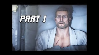 WOLFENSTEIN 2 THE NEW COLOSSUS Walkthrough Part 1 - First Hour!!! (PC Ultra Let
