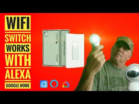 Wifi Switch By Martin Jerry Works With Alex Google Home Smart Life APP