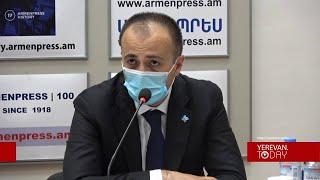 Վակցինաներն ամենաանվտանգ բժշկական միջամտություններն են. Արսեն Թորոսյան
