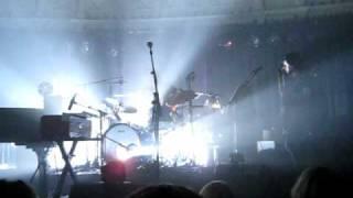 Patrick Watson Beijing Drum Solo Paradiso 30-11-09