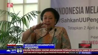 Megawati Angkat Bicara Soal Maraknya Kejahatan Seksual