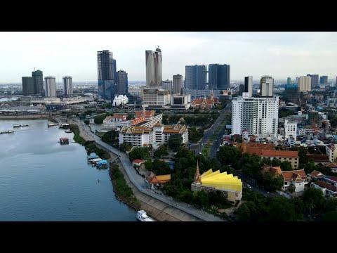 Phnom Penh, Cambodia 2021