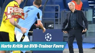 "Harte Kritik an Favre | Transfer-Prognose: ""Real wird Mbappé für 250 Mio kaufen!"