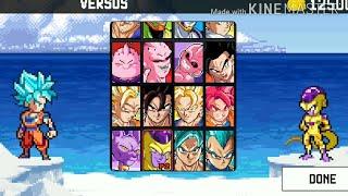 Chơi game 7 viên ngọc rồng siêu cấp tập 50 - Goku , Frieda vs Cell ở địa ngục
