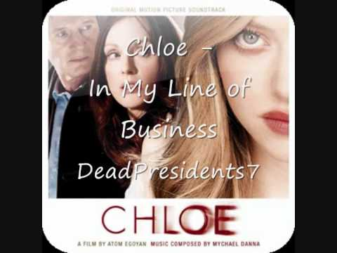 Chloe - In My Line of Business