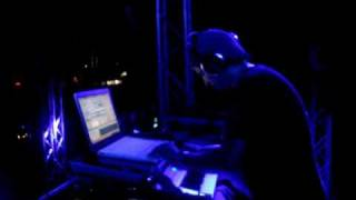 Gare Mat K live set @ Jellyfish Bavaro fest 2009 in Punta Cana [part 2]