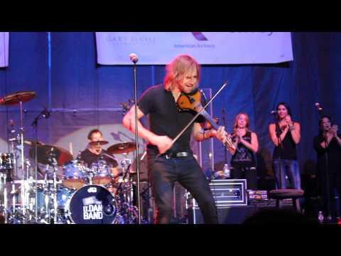 Gary Sinise & The Lt. Dan Band at F.E. Warren A.F.B. perform Chicken Fried 8/17/2014