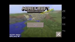 Minecraft pe взлом на андроид 2.3.6