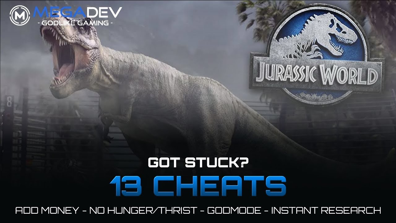 Jurassic World Evolution Tipps