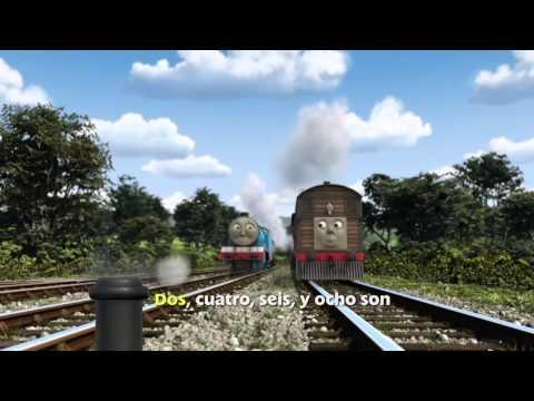 Canción: Ronda de nombres Thomas & Friends Latinoamérica