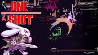 Lucah: Born of a Dream: Un Bayonetta a trazos con toques de Shin Megami Tensei | Celuloide Oneshots