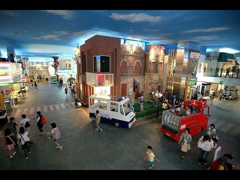 Welcome to KidZania London - Get Ready For a Better World!