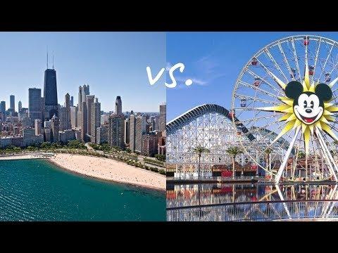 Anaheim, California Or Chicago, Illinois? Where Should We Move?!