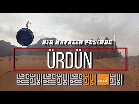 Ürdün - Gezilecek Yerler
