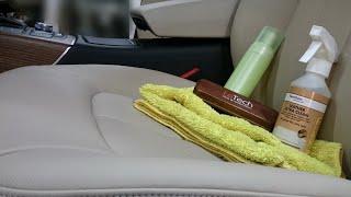 Чистка и защита салона Audi A6