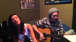 The Used - Buried Myself Alive (acoustic cover w/Christi Russell)