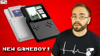 A New Gameboy Is Coming In 2020 From Analogue...And It Changes Everything