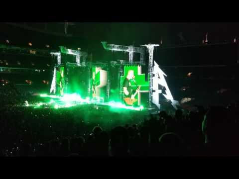 Metallica One/Master Sports Authority Field @Mile High