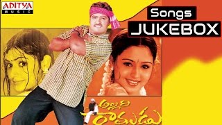 Allari Ramudu Telugu Movie Full Songs || Jukebox || Jr.Ntr, Aarthi Agarwal